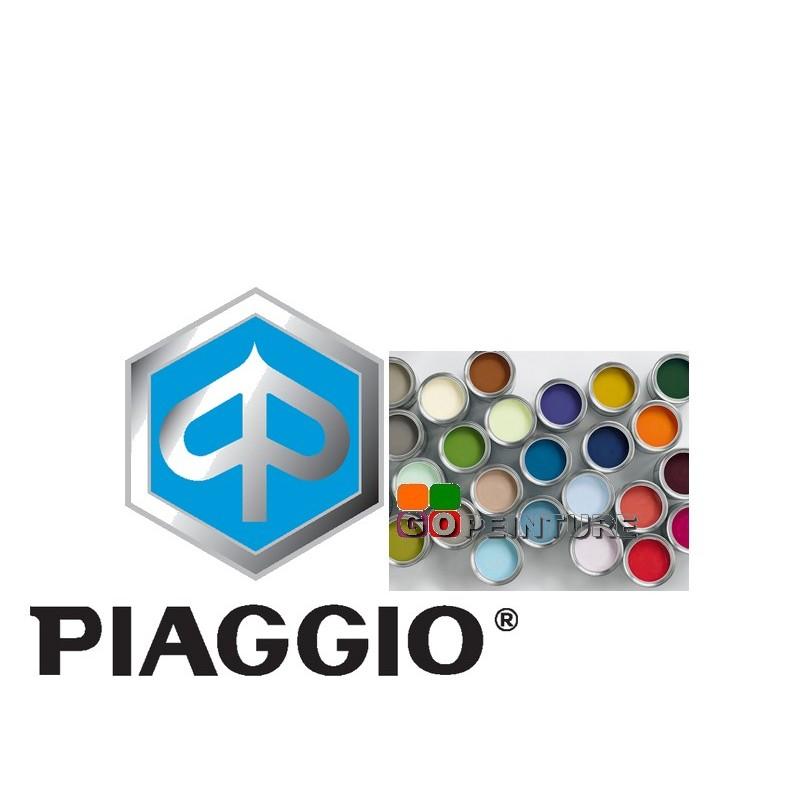 Peinture toutes teintes pour scooter piaggio vespa for Quelle peinture pour plastique