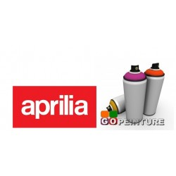 Peinture moto en spray pour Aprilia