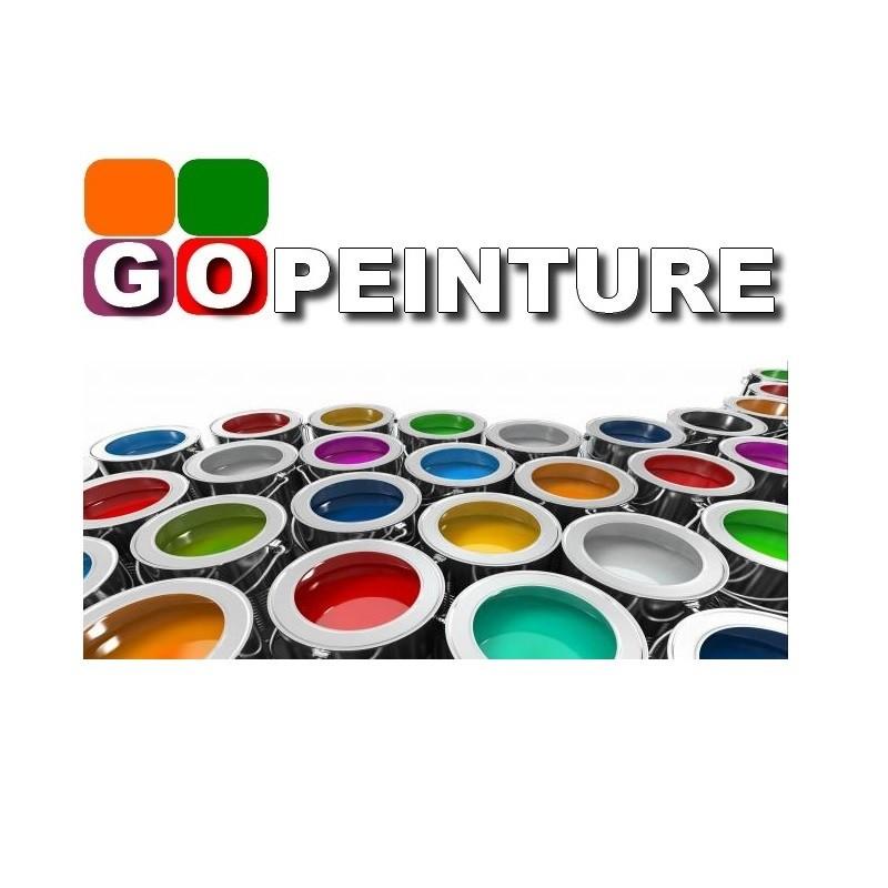 Peinture brillante mate ou satin e direct 500 grammes for Peinture satinee ou brillante
