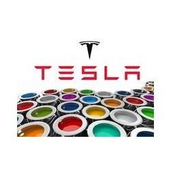 Peinture TESLA MOTORS base mat à vernir 250ml