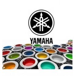 Peinture moto Yamaha solvantée 250ml