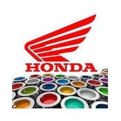 Peinture moto Honda solvantée 500 ml