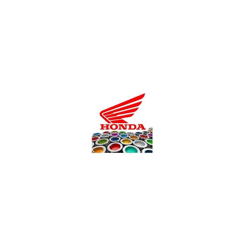 Peinture moto Honda solvantée 1 litre