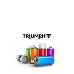 Peinture en bombe pour TRIUMPH