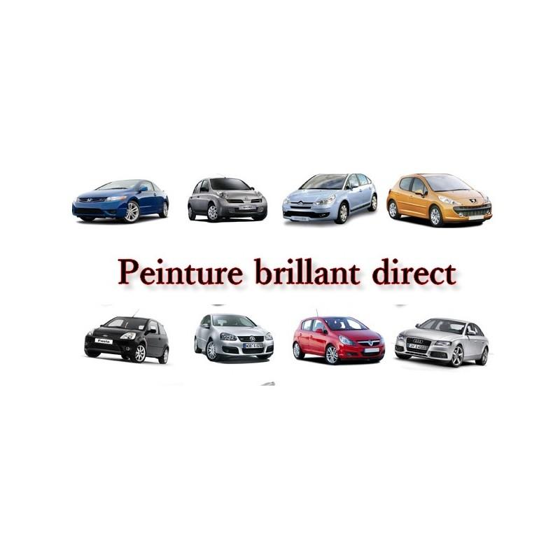 Peinture polyurethane brillant mat ou satin pour voiture for Peinture satinee ou mat pour cuisine