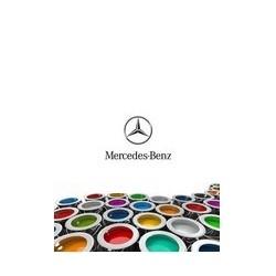Peinture Mercedes solvantée 500ml