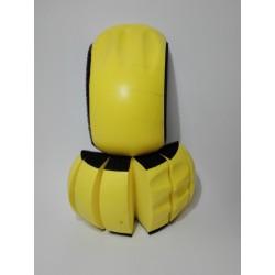 Cale de ponçage ergonomique et flexible