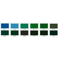 Stylo retouche menuiserie bois-métal  RAL 5023  6009