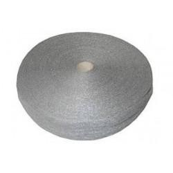 Paille de fer en rouleau de 500gr grain standard 0