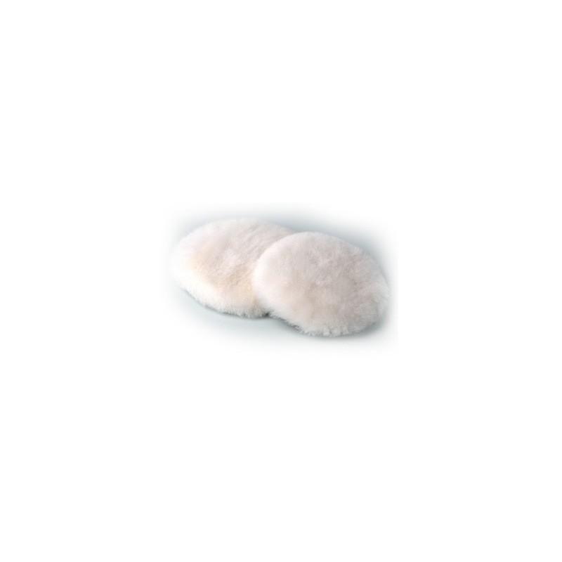 Mousse de polissage laine d'agneau 150mm