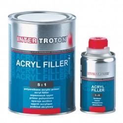 Apprêt acrylique 0.5 litre + durcisseur
