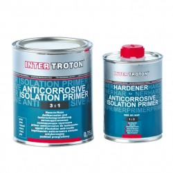 Apprêt Acrylique Anticorrosion 750 ml