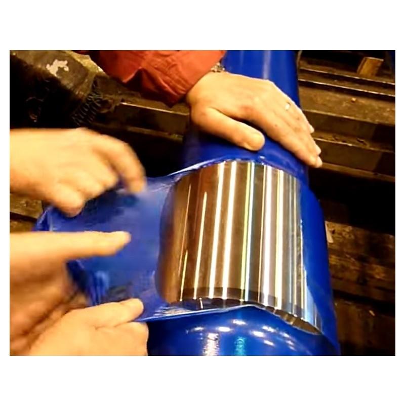 VERNIS PELABLE BLEU-VERNIS DE PROTECTION TEMPORAIRE 1 litre