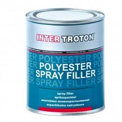 Mastic polyester 2K à pulvériser