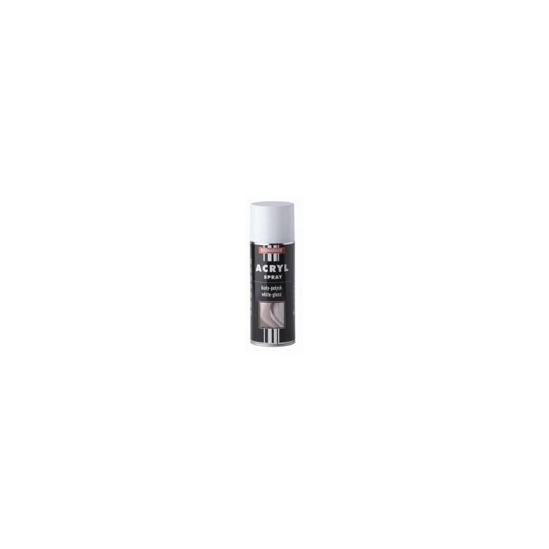 Peinture blanche brillante en aérosol 400ml