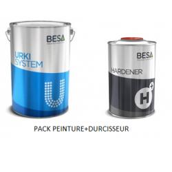 PACK PEINTURE+ DURCISSEUR BESA