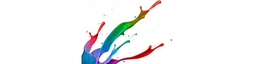 Peinture en accroche directe ( sans besoin d'apprêter )