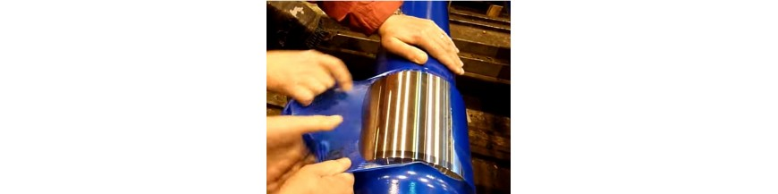 Vernis pour la protection temporaire des pièces métalliques